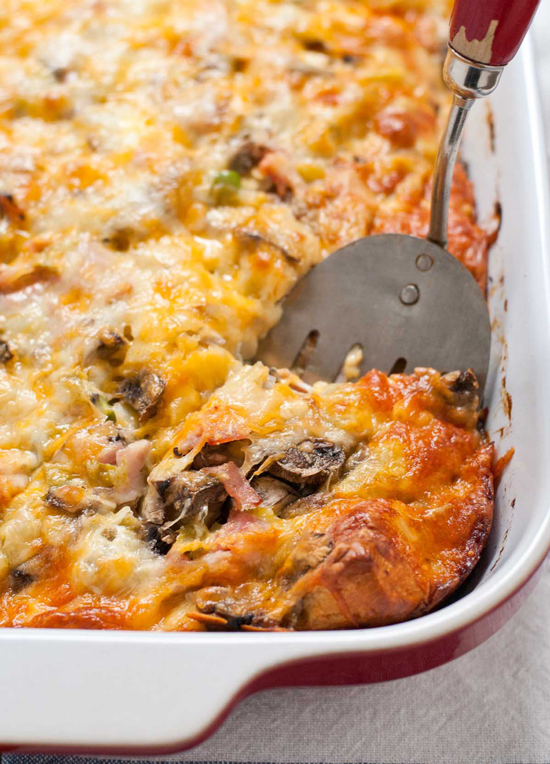 Bubble-Up-Breakfast-Casserole