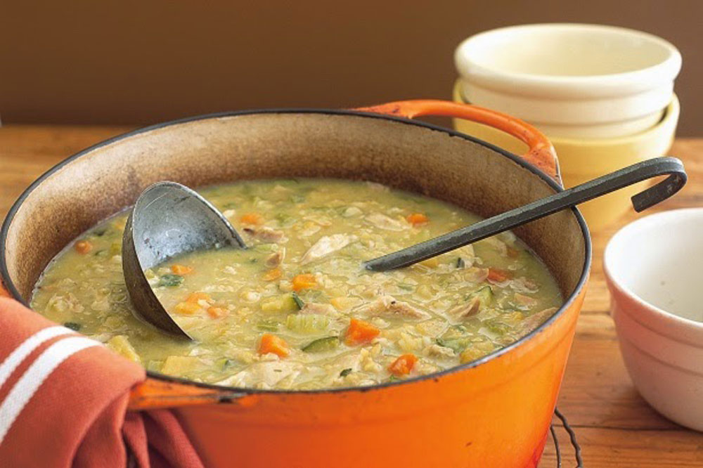 Chicken-Vegetable-Soup