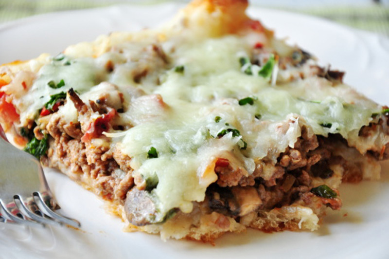 Deep-Dish-Pizza-Casserole
