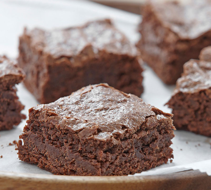 Joey Gooey Brownies
