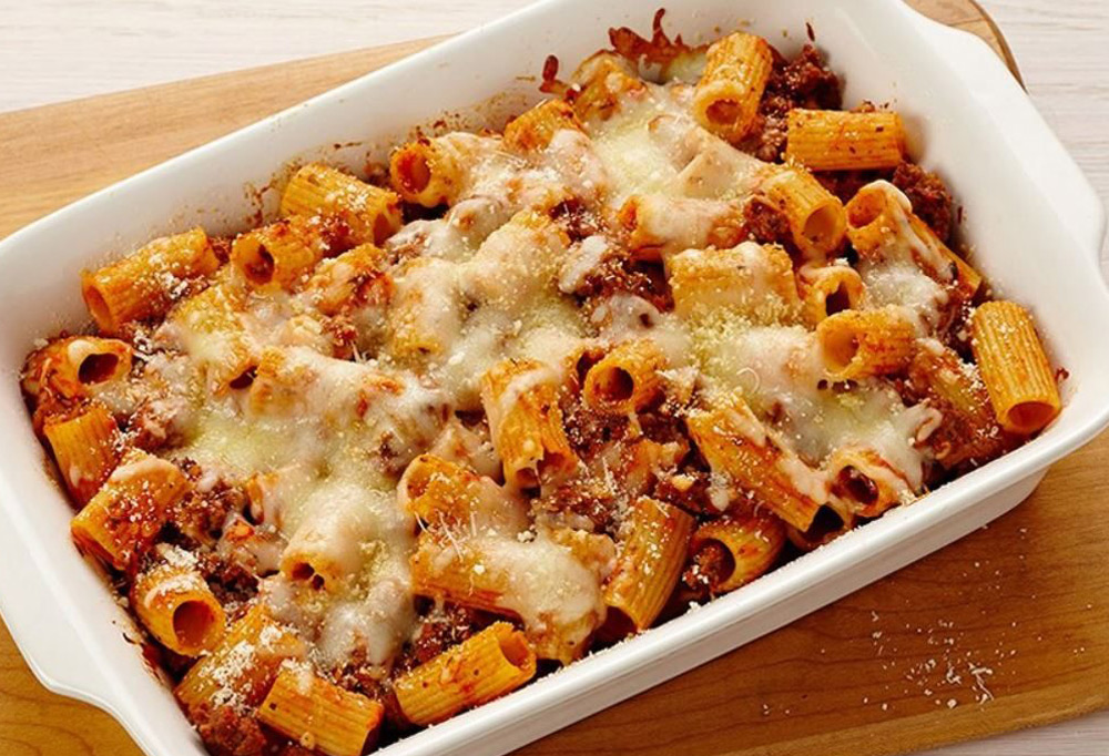 Baked-Rigatoni-with-Beef