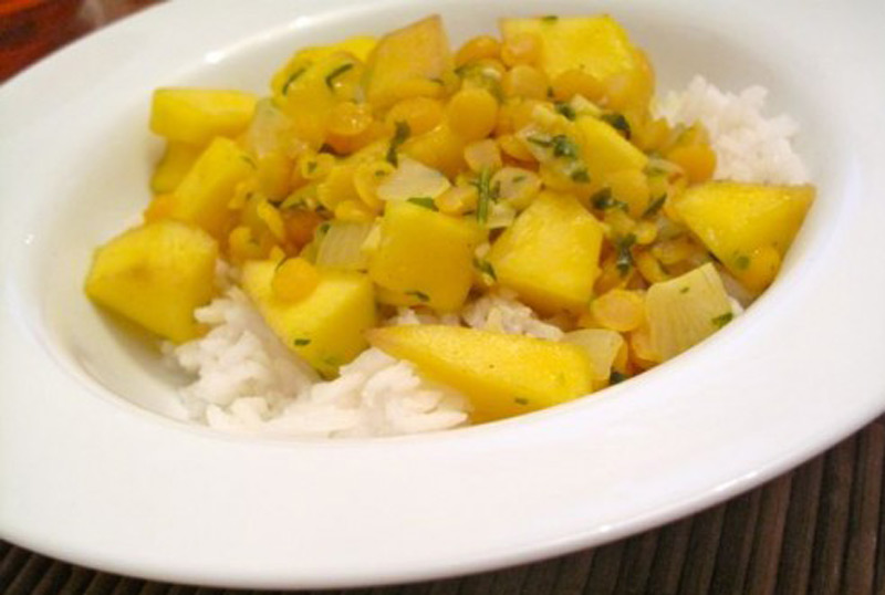 Indian-Mango-Dal