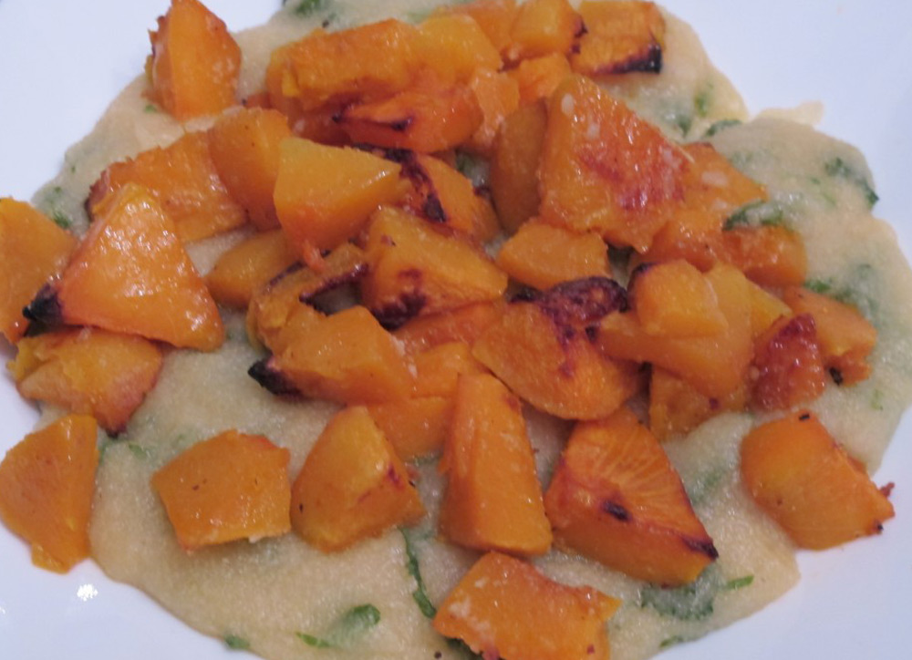 Roasted-Winter-Vegetables-with-Cheesy-Polenta