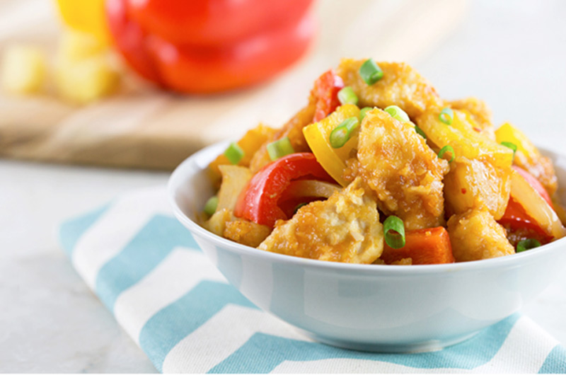 Baked-Sweet-and-Sour-Chicken
