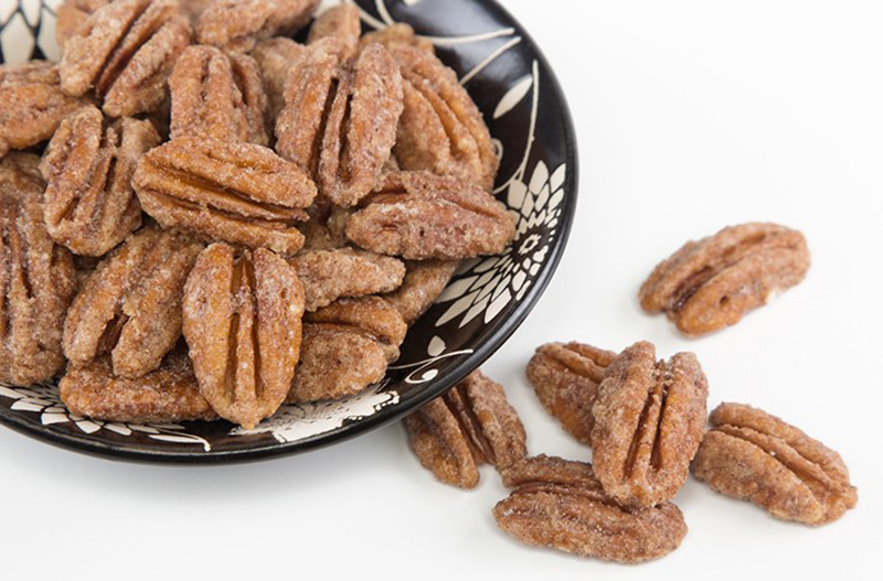 Pan-Roasted-Candied-Pecans