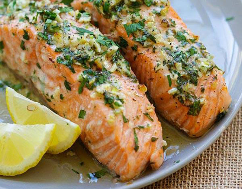 amazing-baked-herbed-salmon