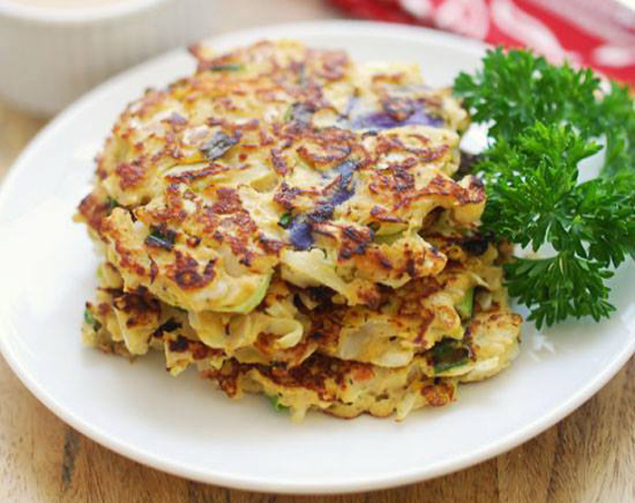 cabbage-pancakes-with-spicy-dipping-sauce