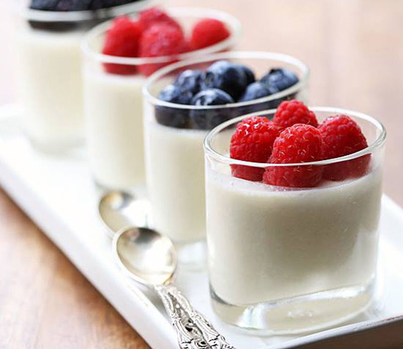 cheesecake-mousse