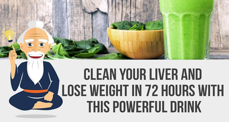 drink-this-to-clean-your-liver-and-lose-weight-in-72-hours