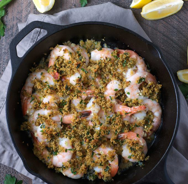 easy-baked-shrimp-with-garlic-and-herb-butter