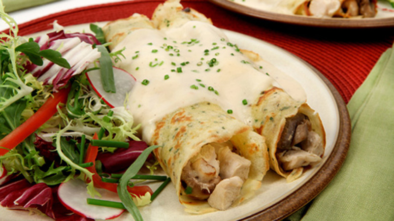 baked-herbed-crepes-with-chicken-and-mushrooms