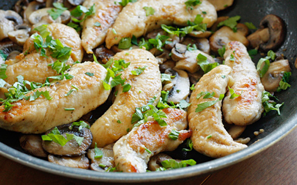 chicken-with-mushrooms-recipe