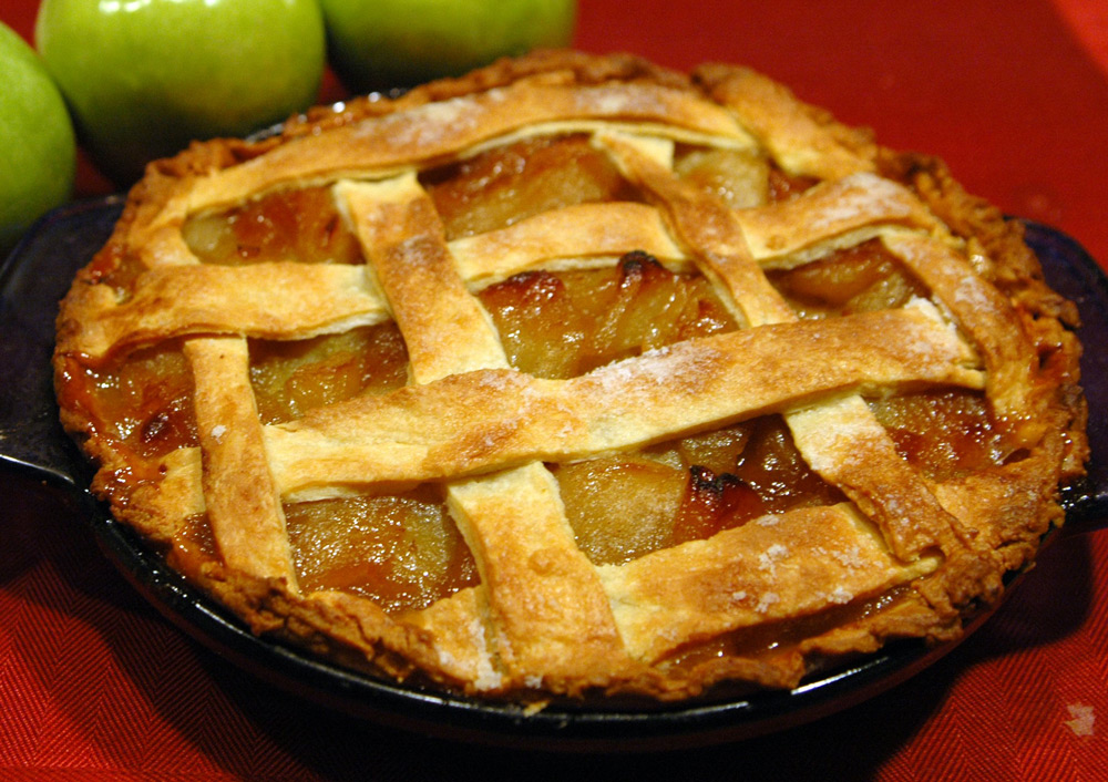 country-style-apple-pie