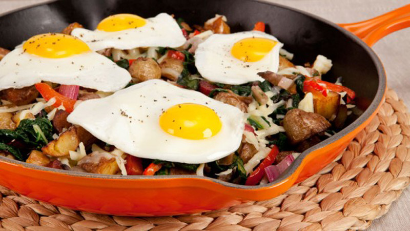 potato-and-chard-hash-with-sunny-side-up-eggs