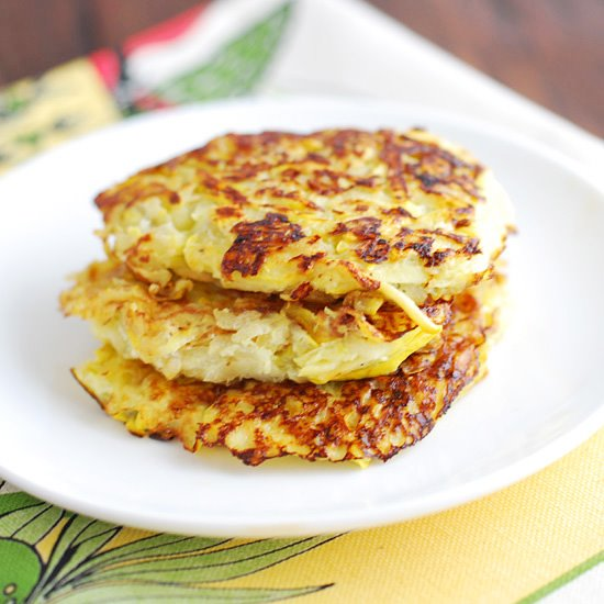 yellow-squash-fritters